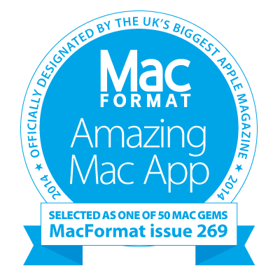 SongGenie is on the list of MacFormat's 50 Amazing Mac Apps. (issue #269)