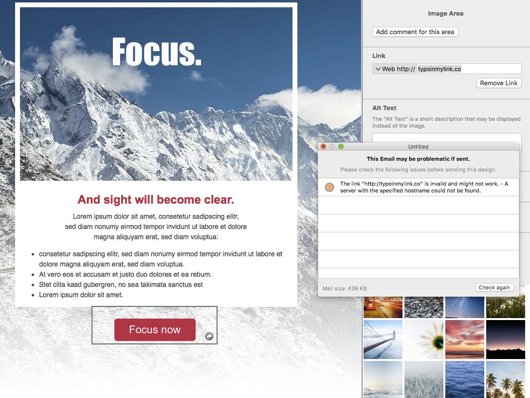Mail Designer Pro preflight link checking.png