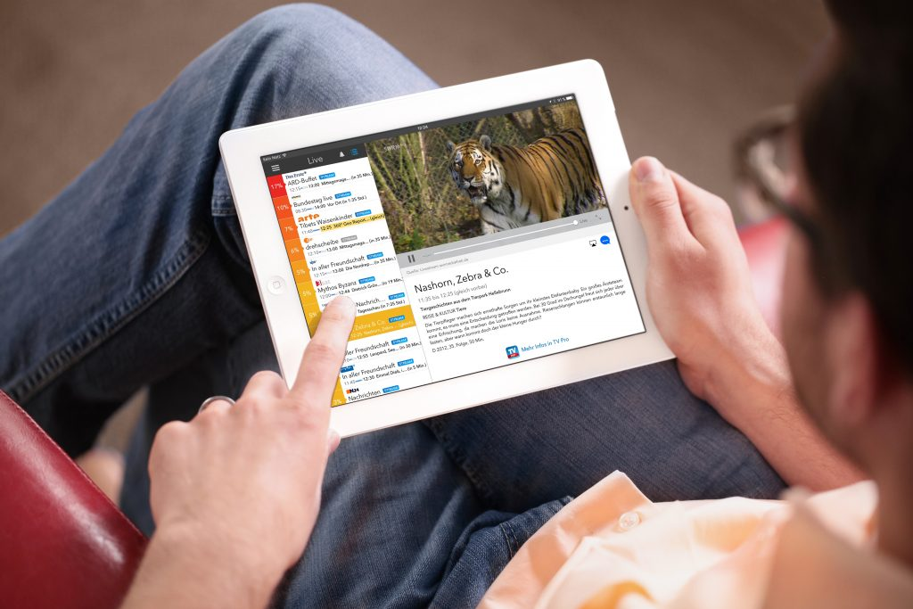 Streaming-Lösungen, wie Live TV, haben sich schon längst als Alternative zu DVB-T2 HD etabliert.