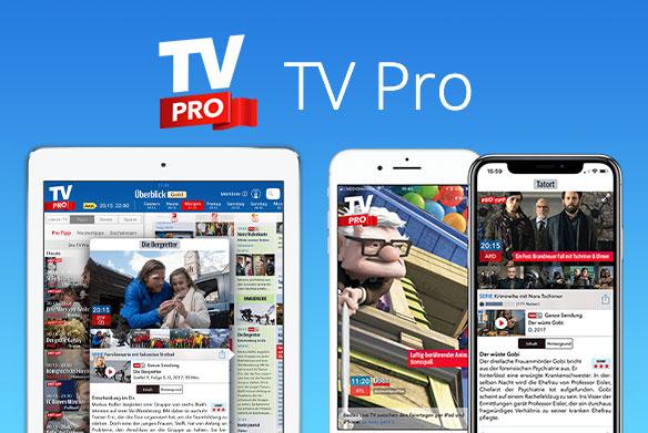 TV Pro App