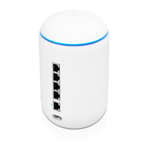 UniFi Dream Machine VPN gateway