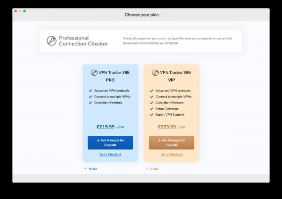 vpn tracker 365 in app upgrade request